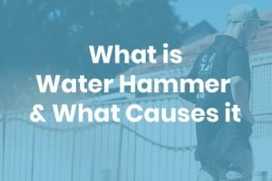 what is water hammer